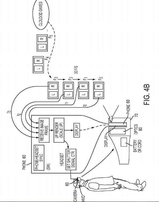 Sony VR Headset Patent 6