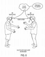 Sony VR Headset Patent 8