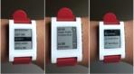 Timeline on Pebble Classic 2