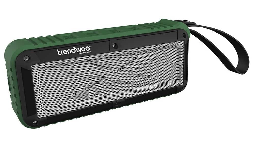 Trendwoo Bluetooth V4.0 Speaker 06