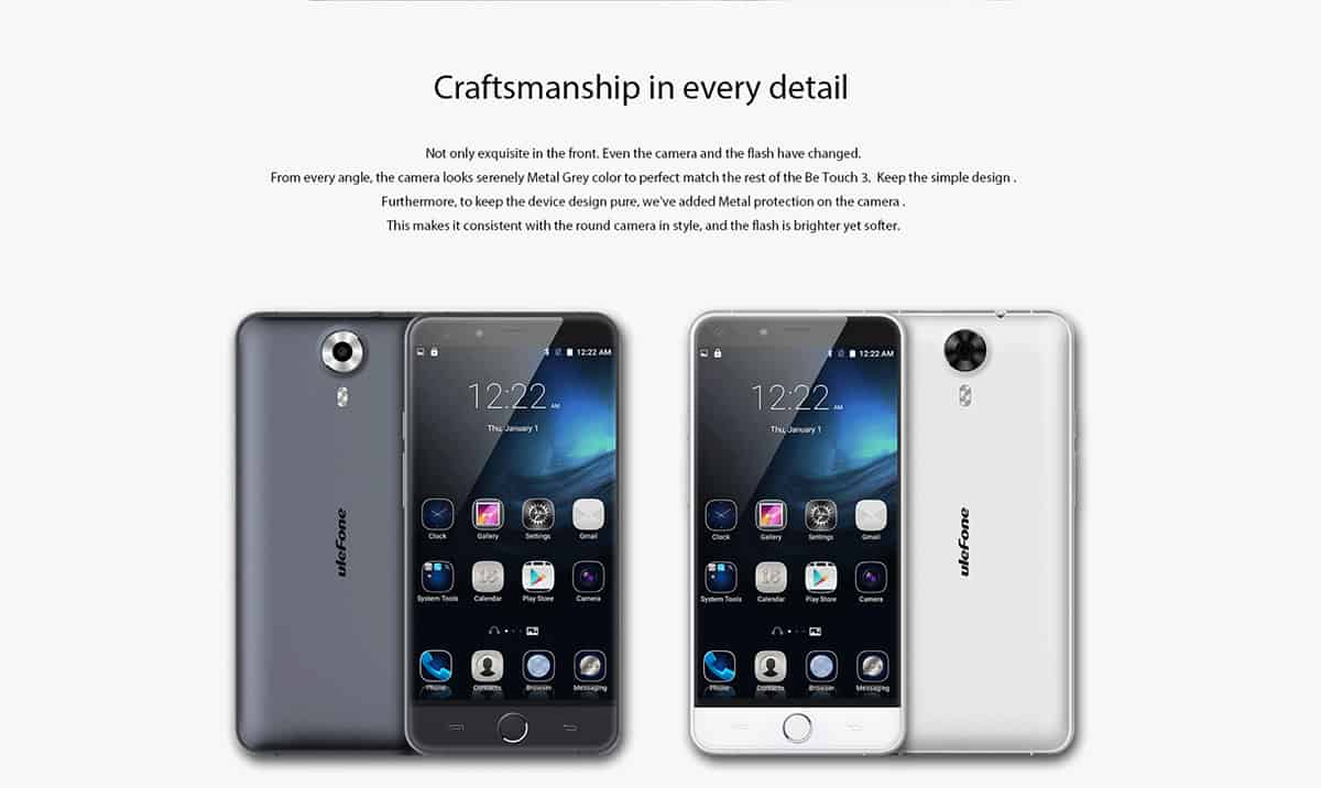 Ulefone Be Touch 3 GB 08
