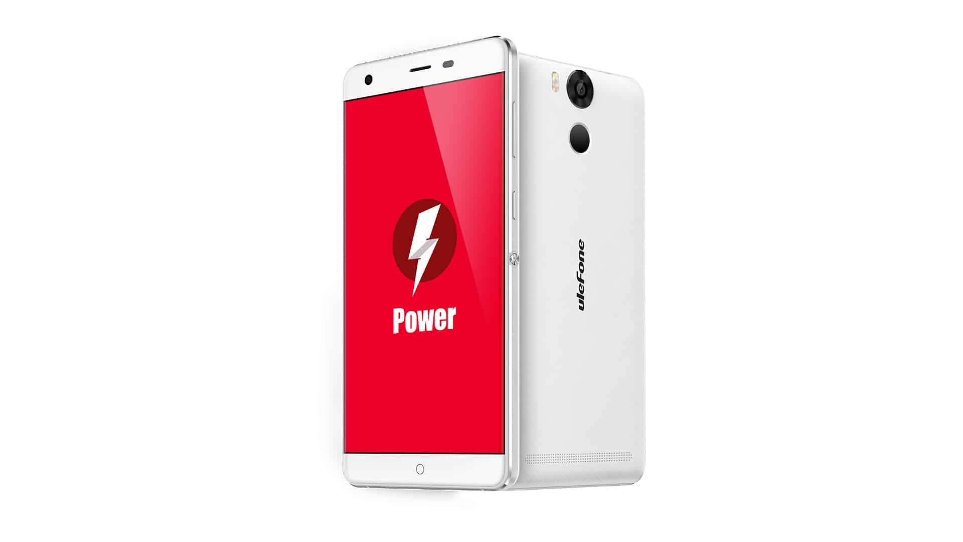 Ulefone Power 10