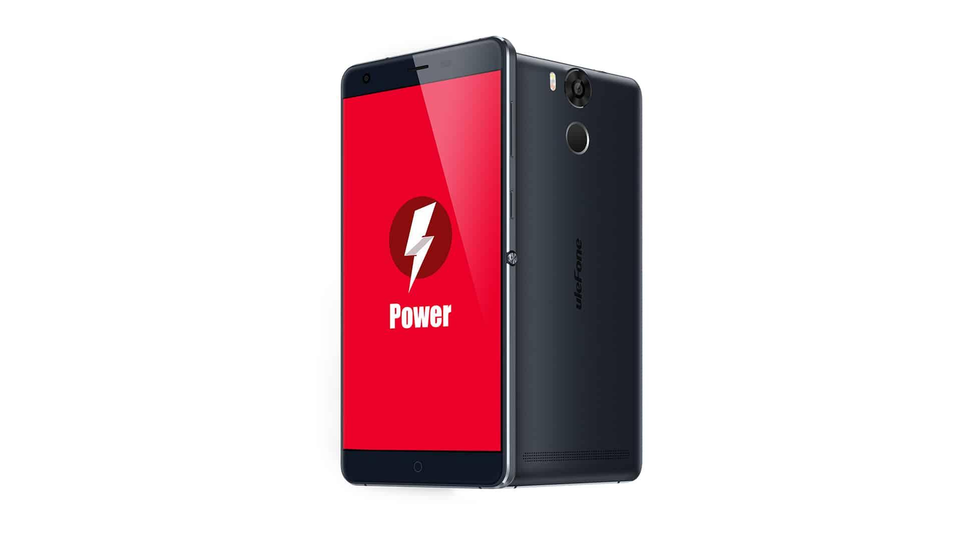 Ulefone Power 9
