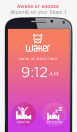 Waker: Real Voice Alarm Clock official image_2