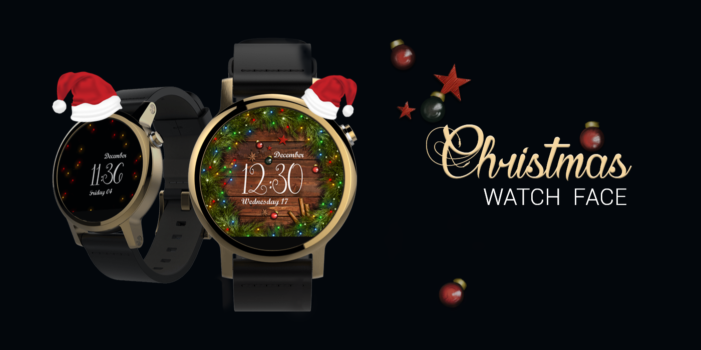 Watch Face Christmas
