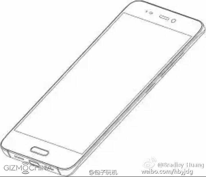 Xiaomi Mi5 Leaks in New Renders, Shows Large Physical Home Button