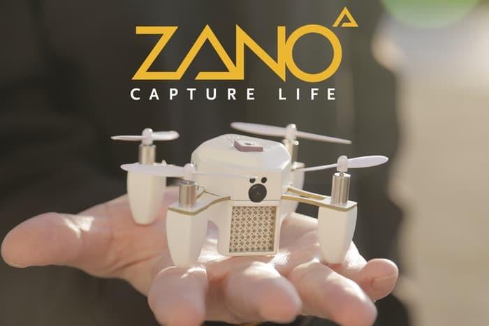 Zano Drone Official Image KK
