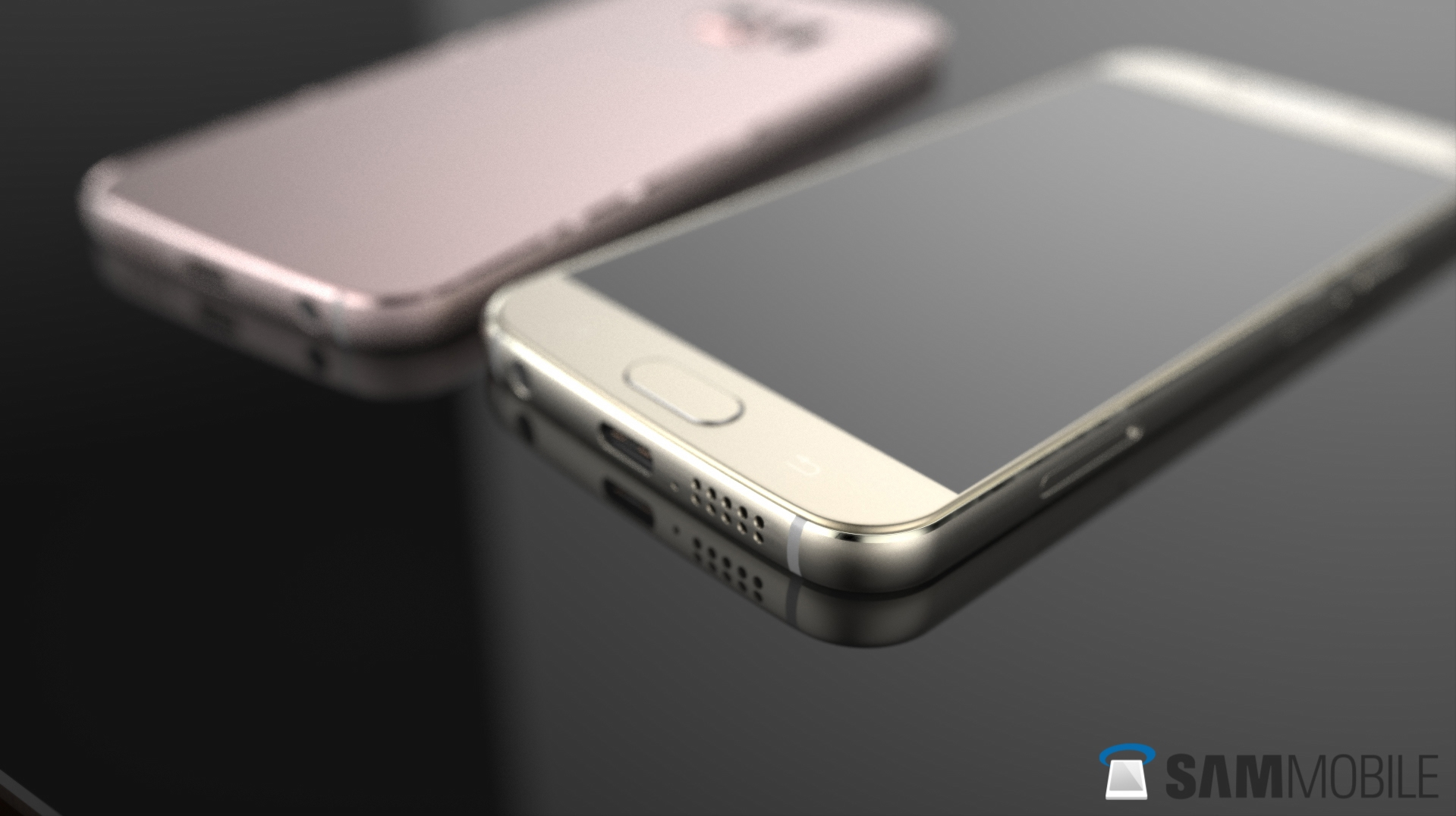 Samsung Galaxy S7 Concept Represents The Latest Rumors