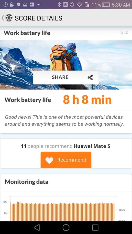 huawei mate s ah battery 4