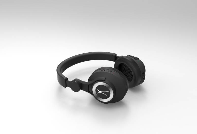 DVR DJ Style headphones