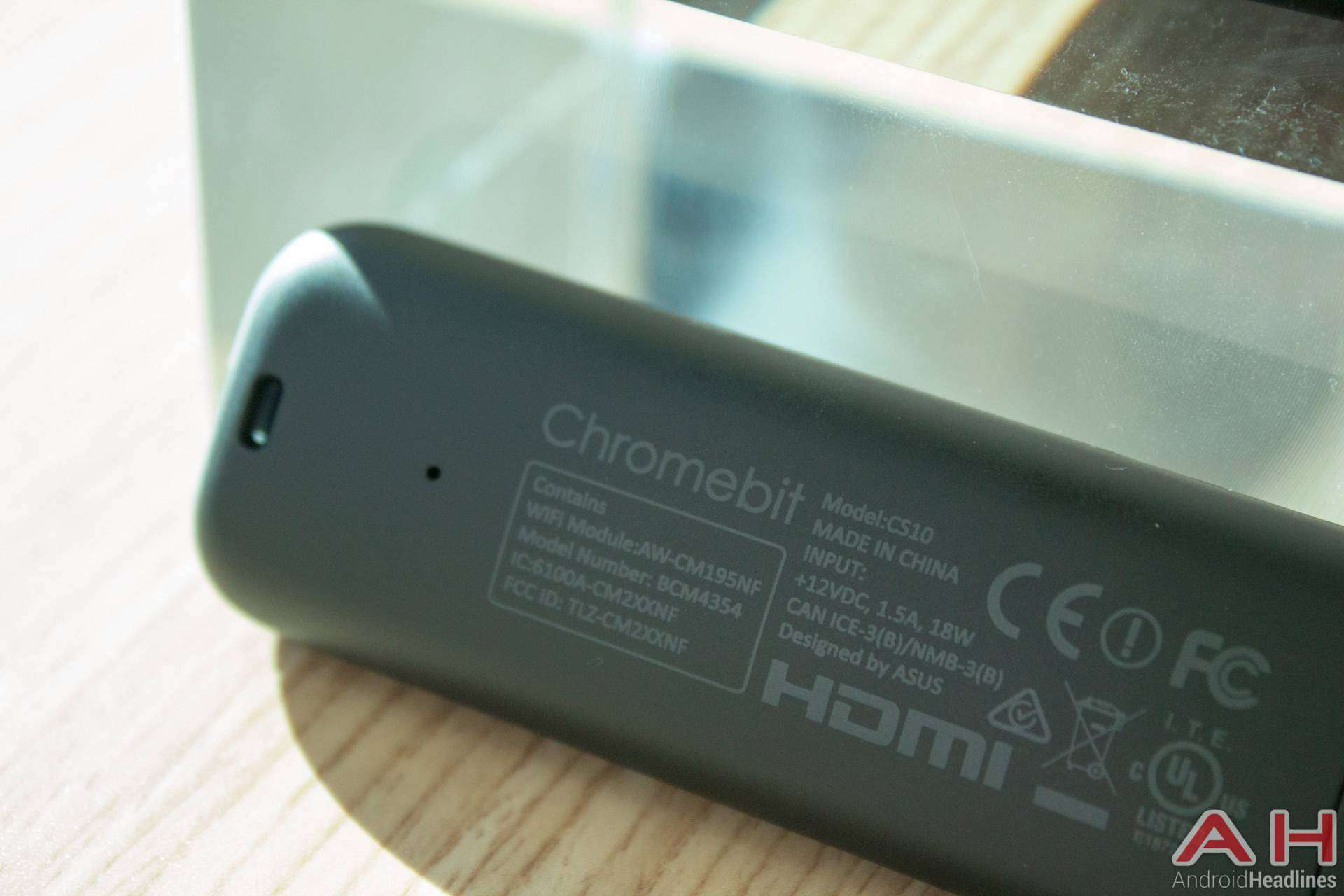 AH ASUS Chromebit 7