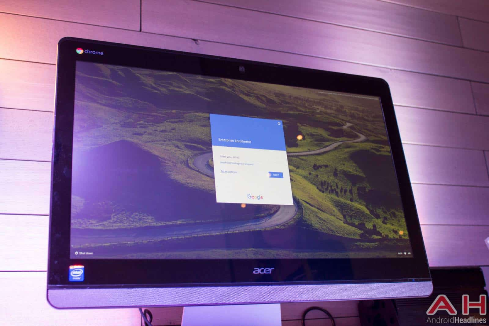 AH Acer Chromebase 24-3