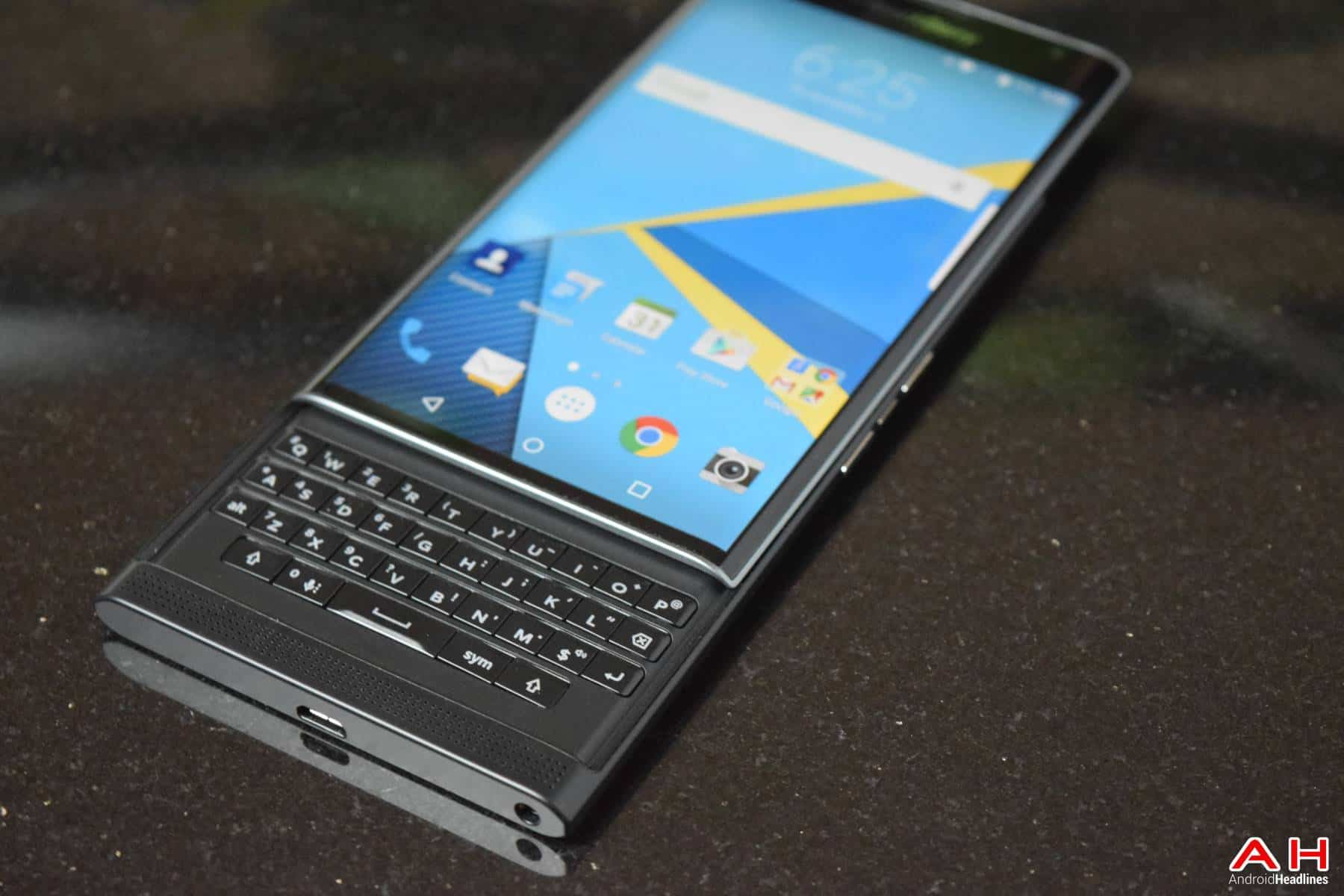AH BB Blackberry Priv Qwerty Keyboard 2016 Chris 25