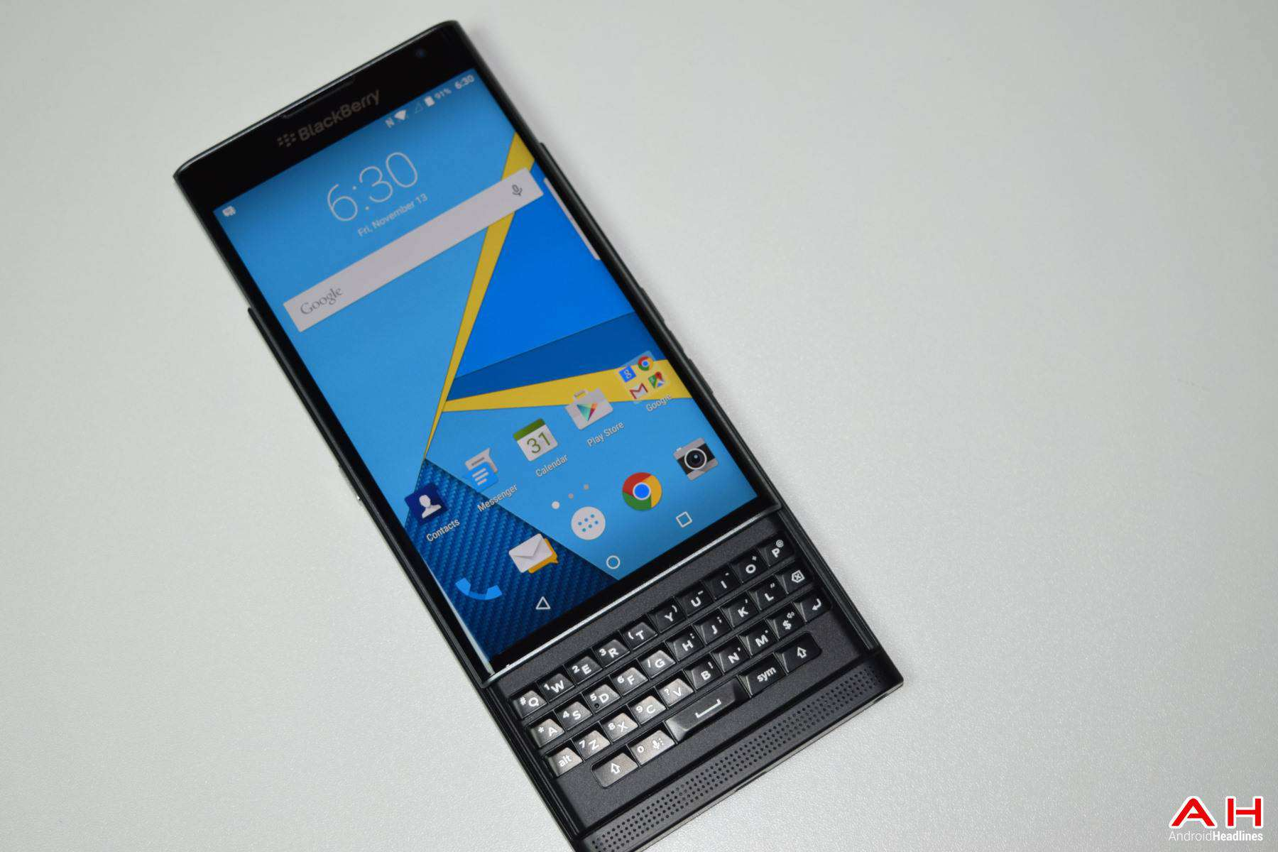 AH BB Blackberry Priv Qwerty Keyboard 2016 Chris -26