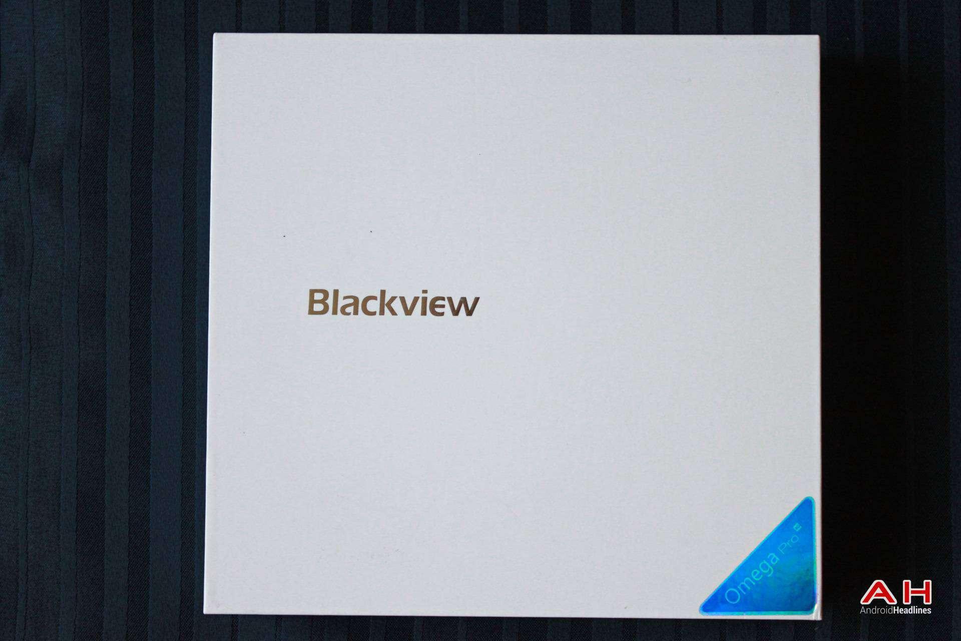 AH Blackview Omega Pro-2