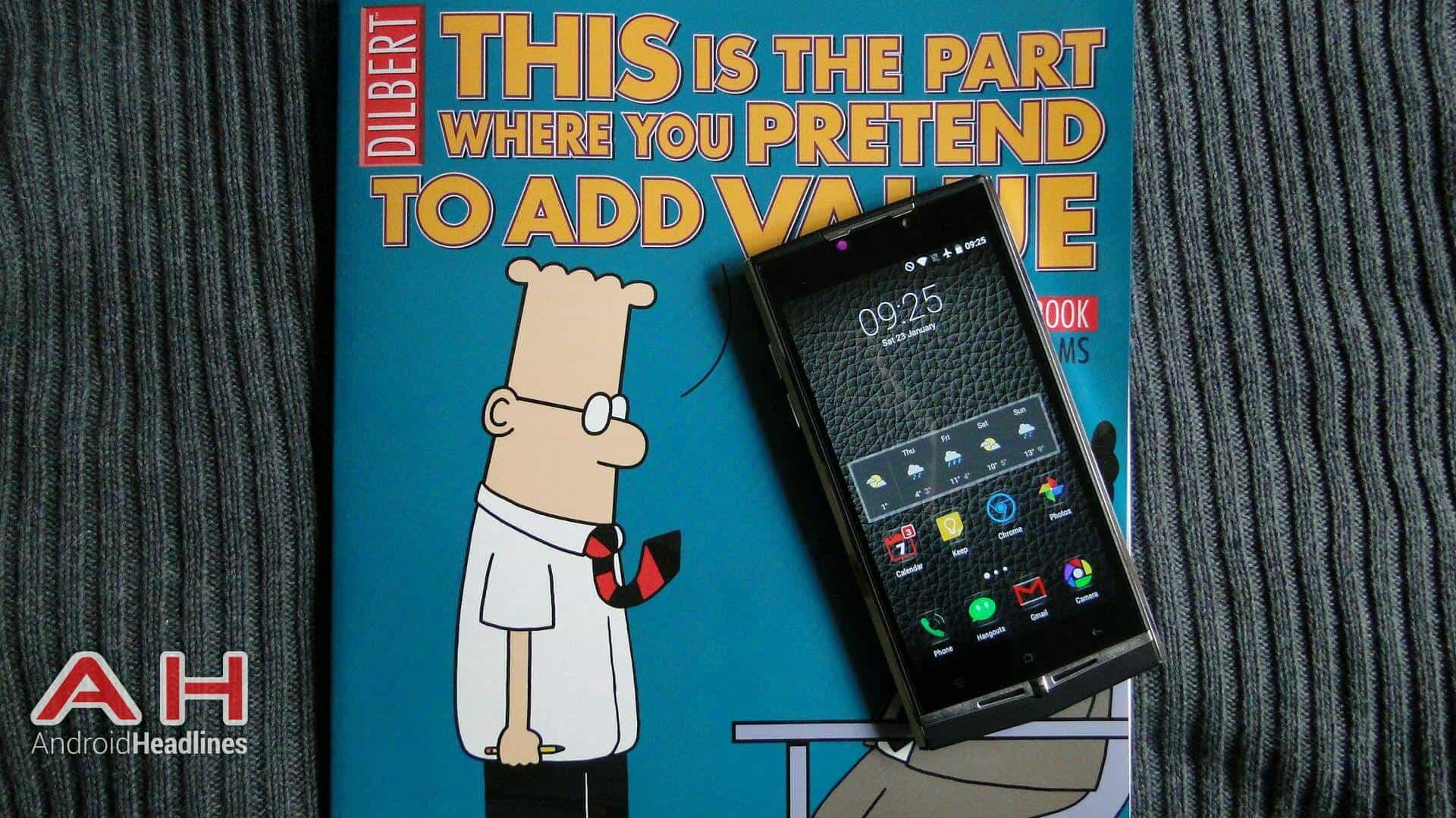 AH Uhans U100 Dilbert Front 1