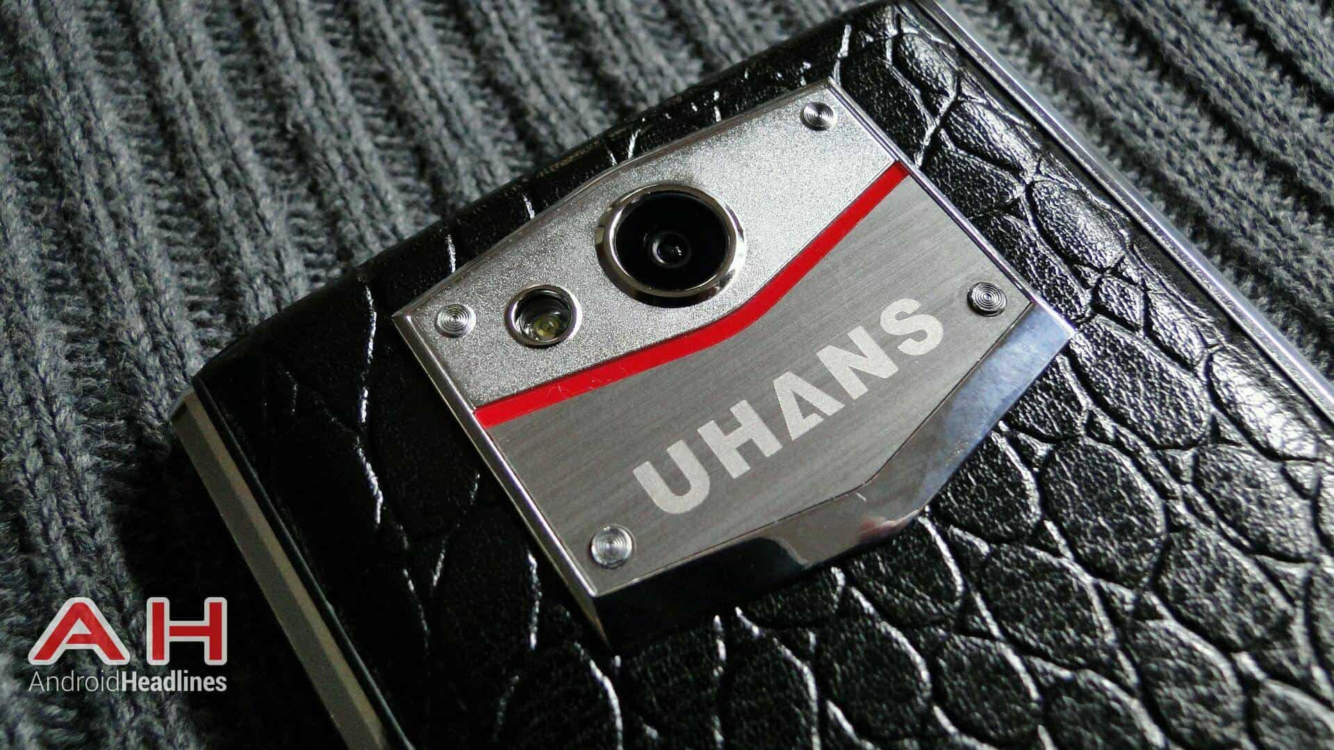 AH Uhans U100 Rear Camera 1