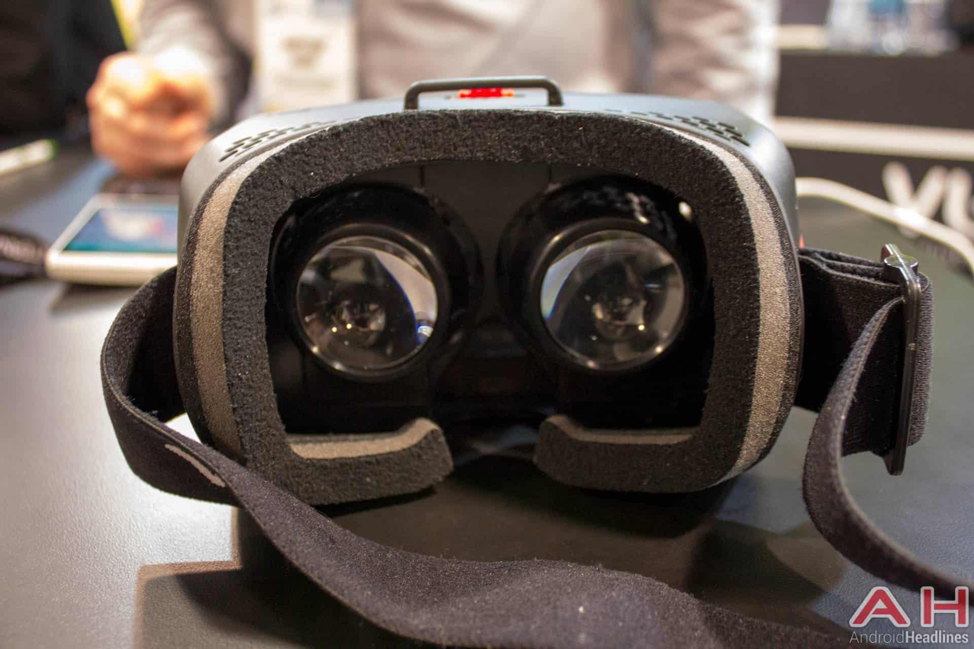 AH VUZE VR Camera 10