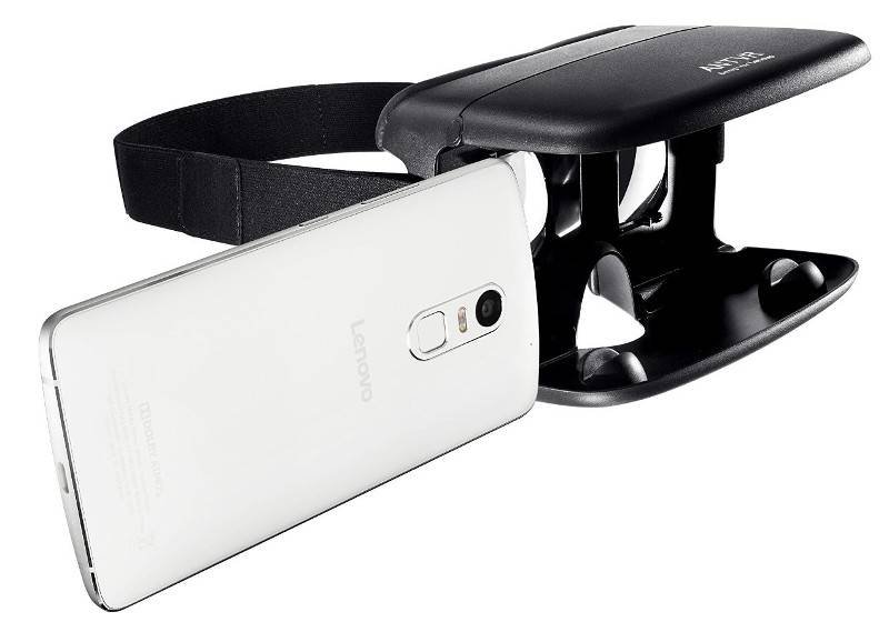 ANTVR headset and Lenovo K4 Note_1