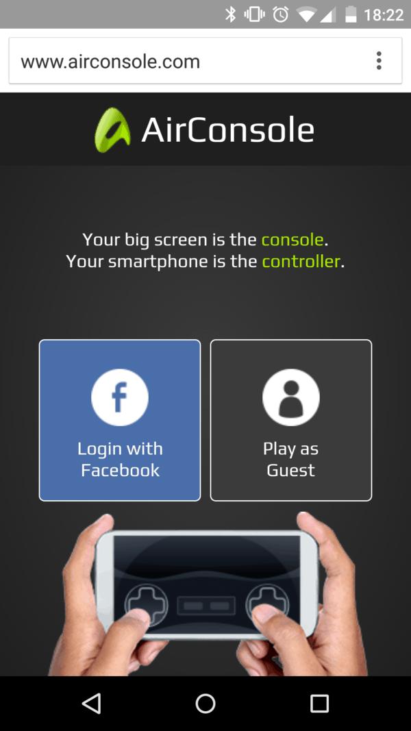 AirConsole Screenshots (1)