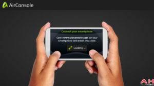 AirControl Android TV AH-1