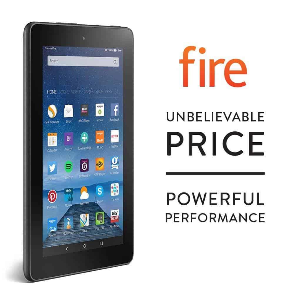 Amazon Fire Deal UK 2