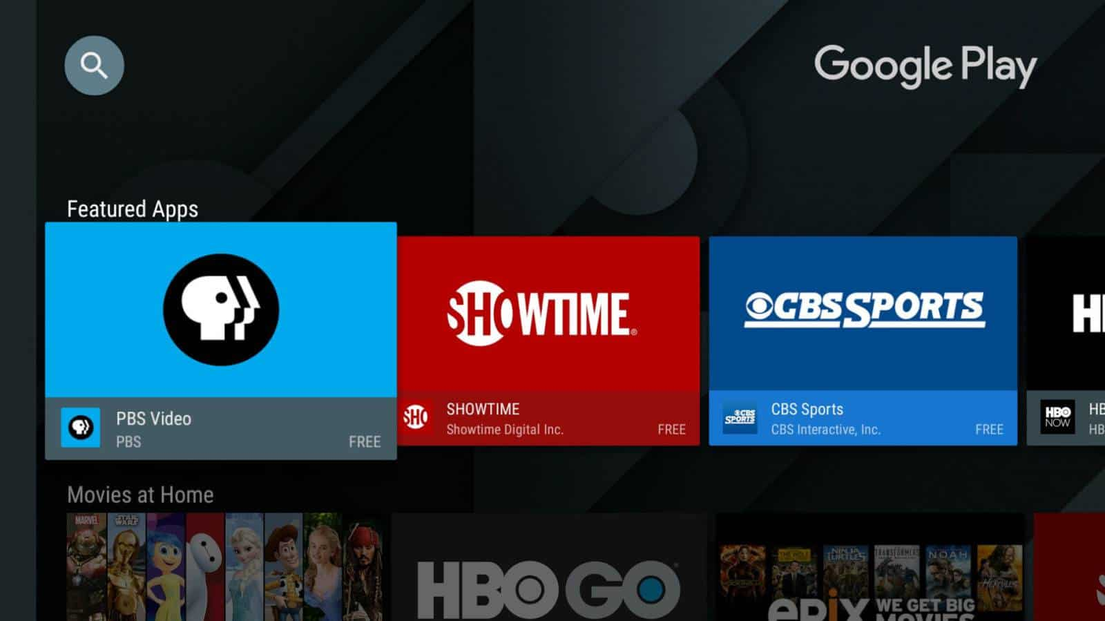 Android TV Play Store-1