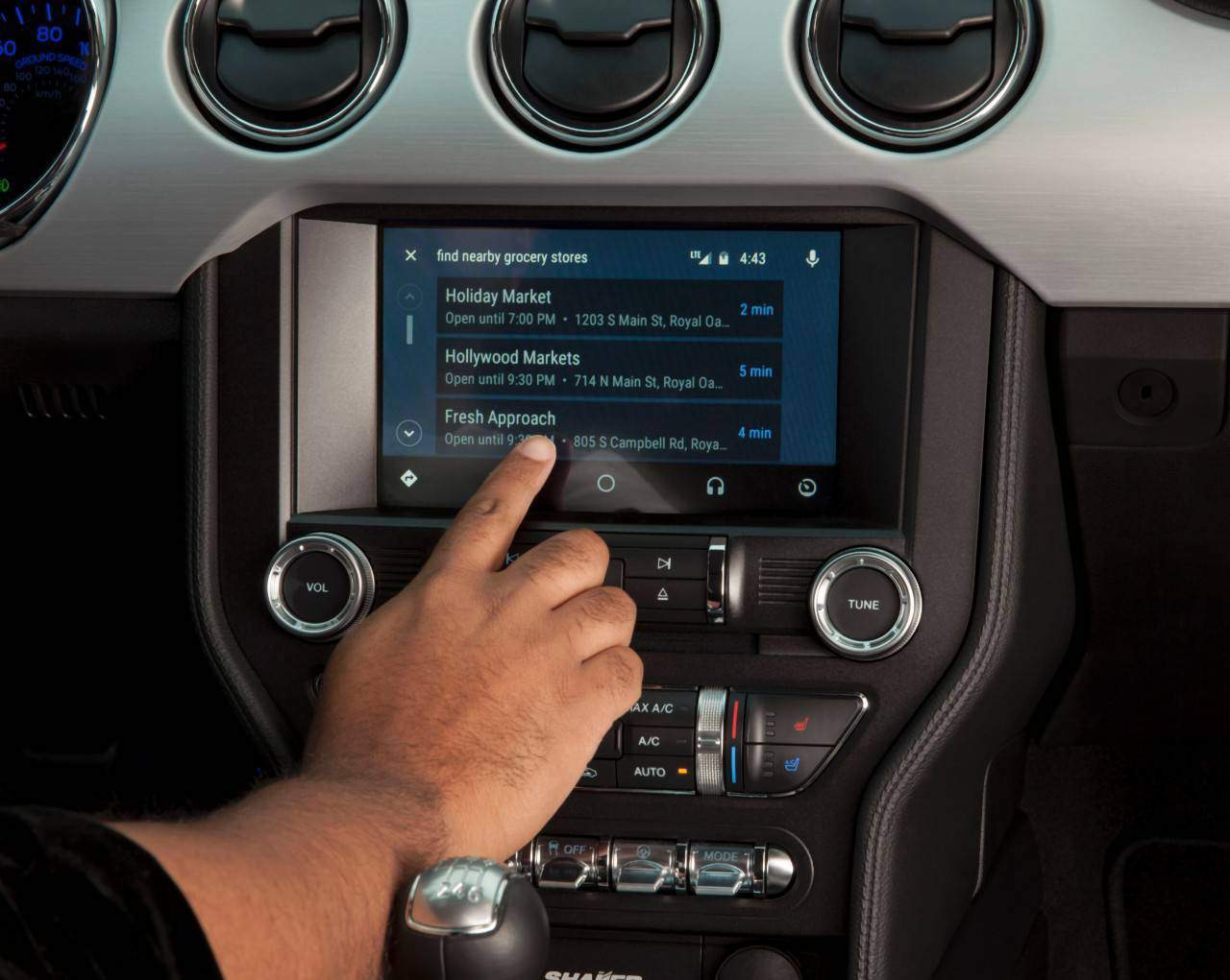 AndroidAuto 8133 HR