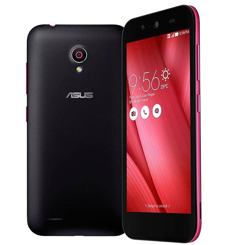 Smartphone ASUS Live: Especificações e configurações