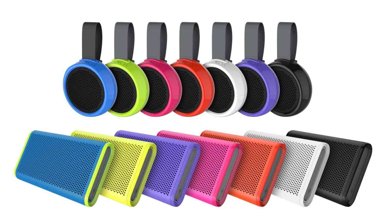 BRAVEN 105 & 405 Bluetooth Speakers