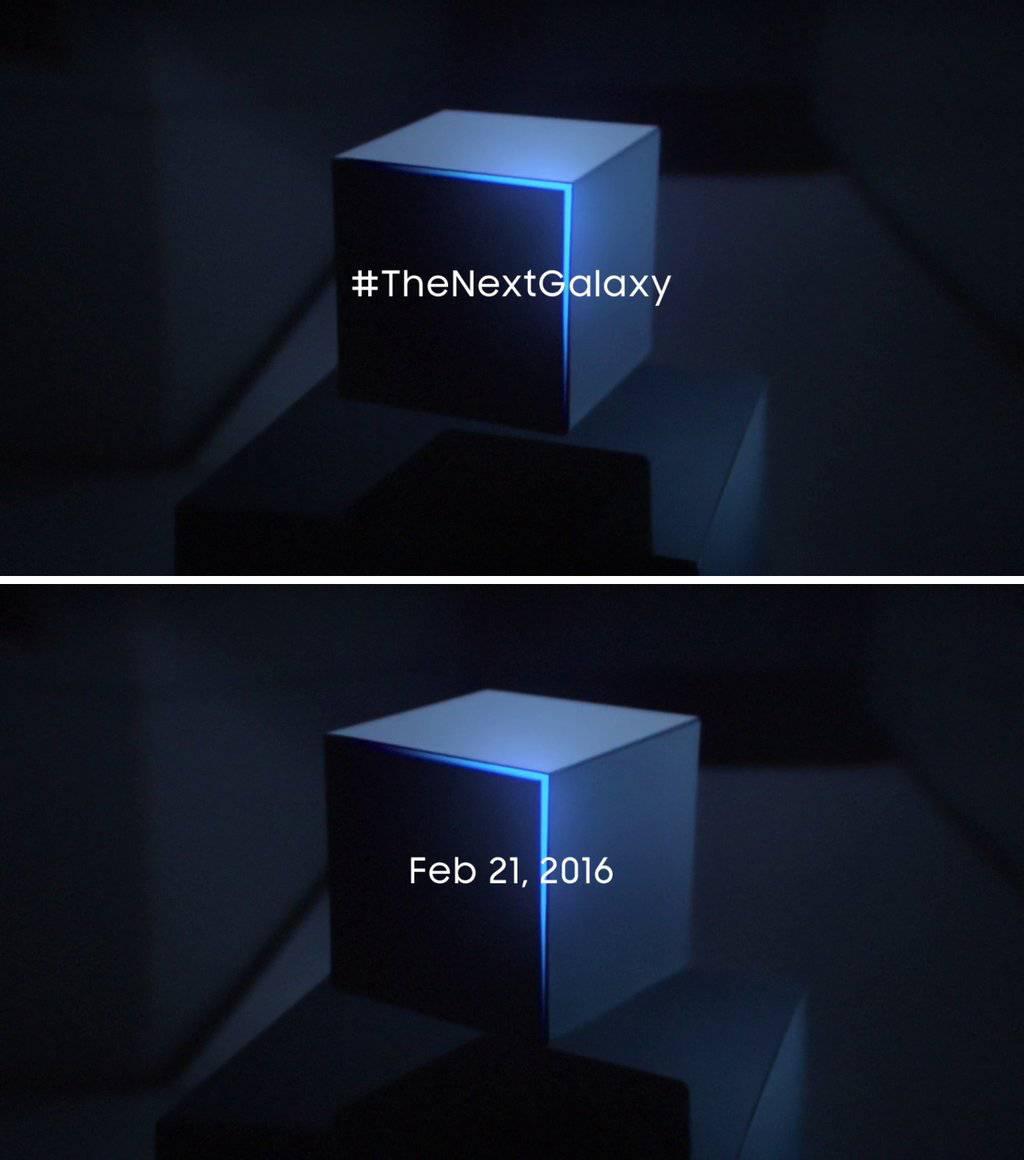 Galaxy S7 announcement date leak
