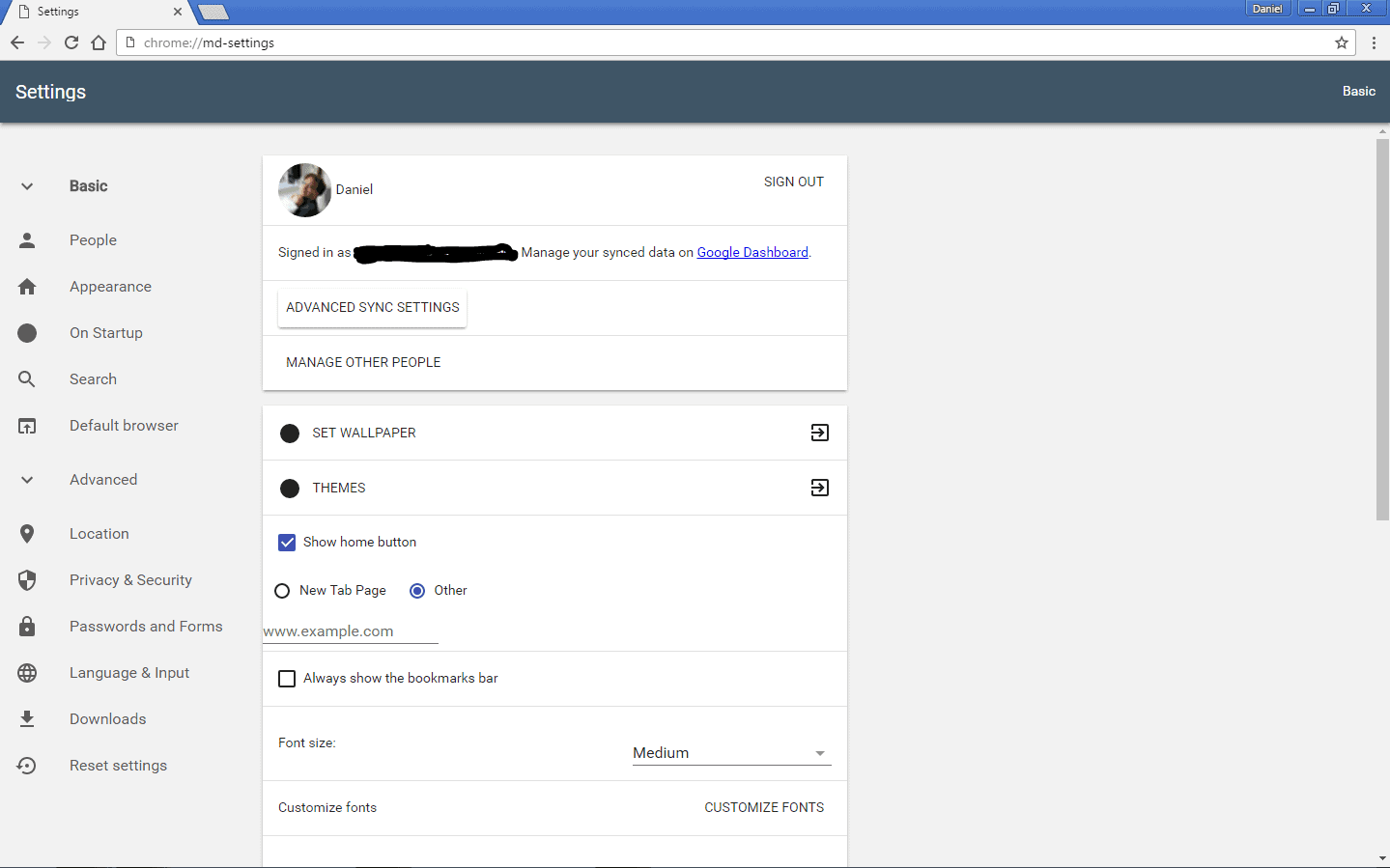Chrome Material Screenshot 1