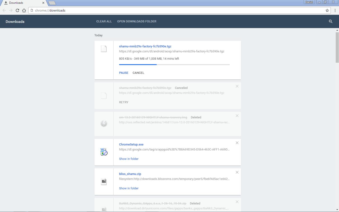 Chrome Material Screenshot 3