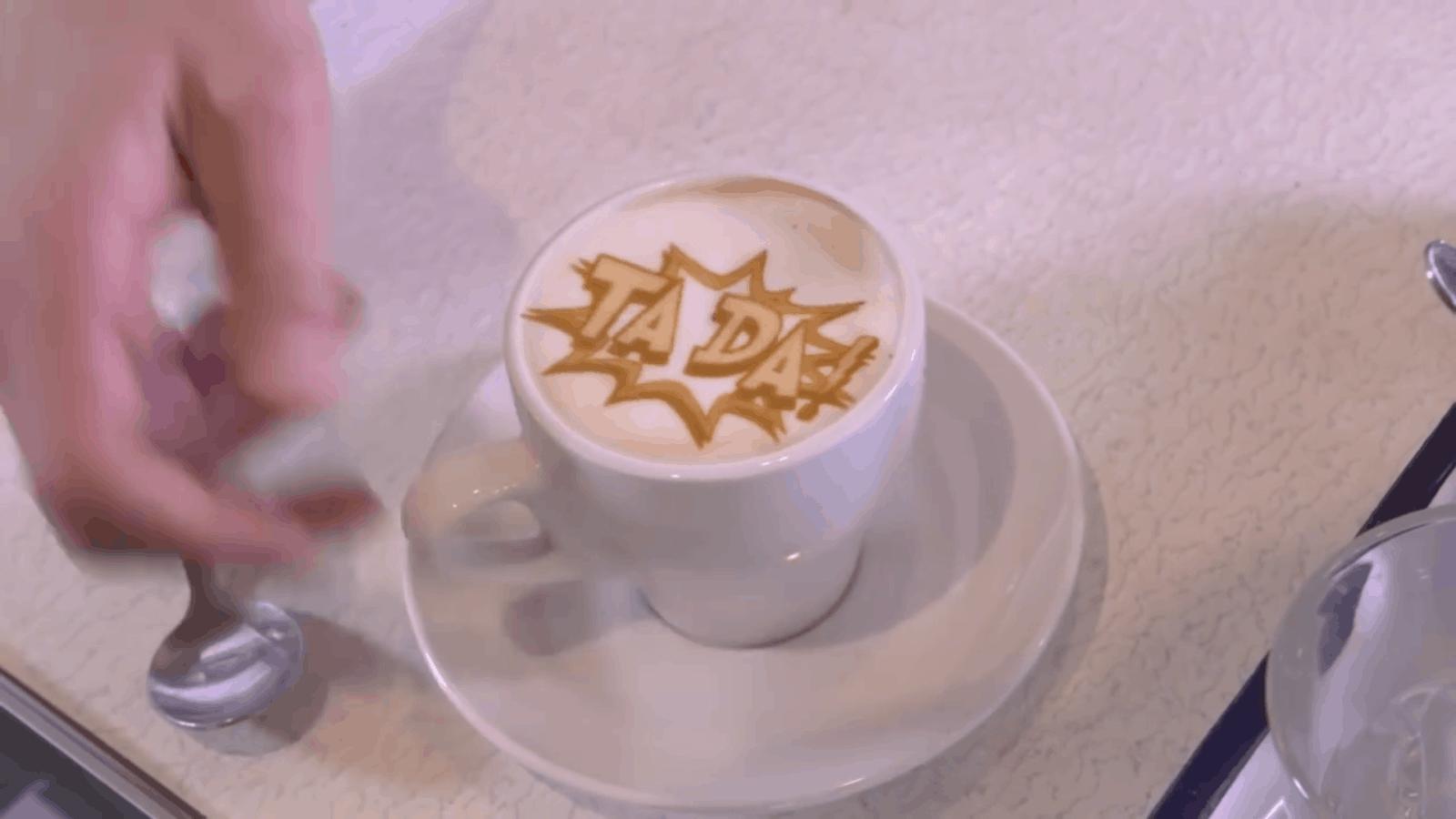 Coffee Ripples App