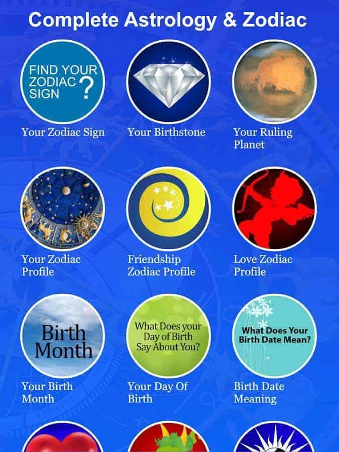 Complete Astrology & Zodiac