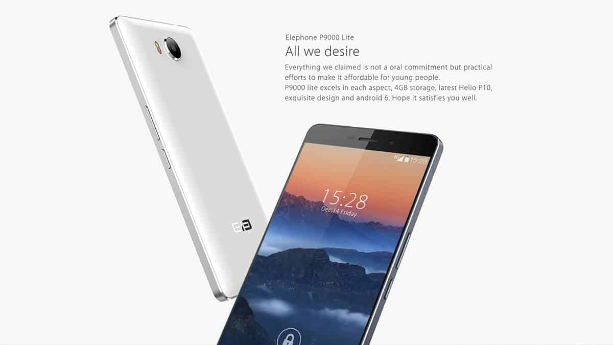 Elephone P9000 Lite GB 01