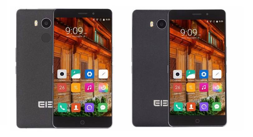 Elephone P9000 and P9000 Lite