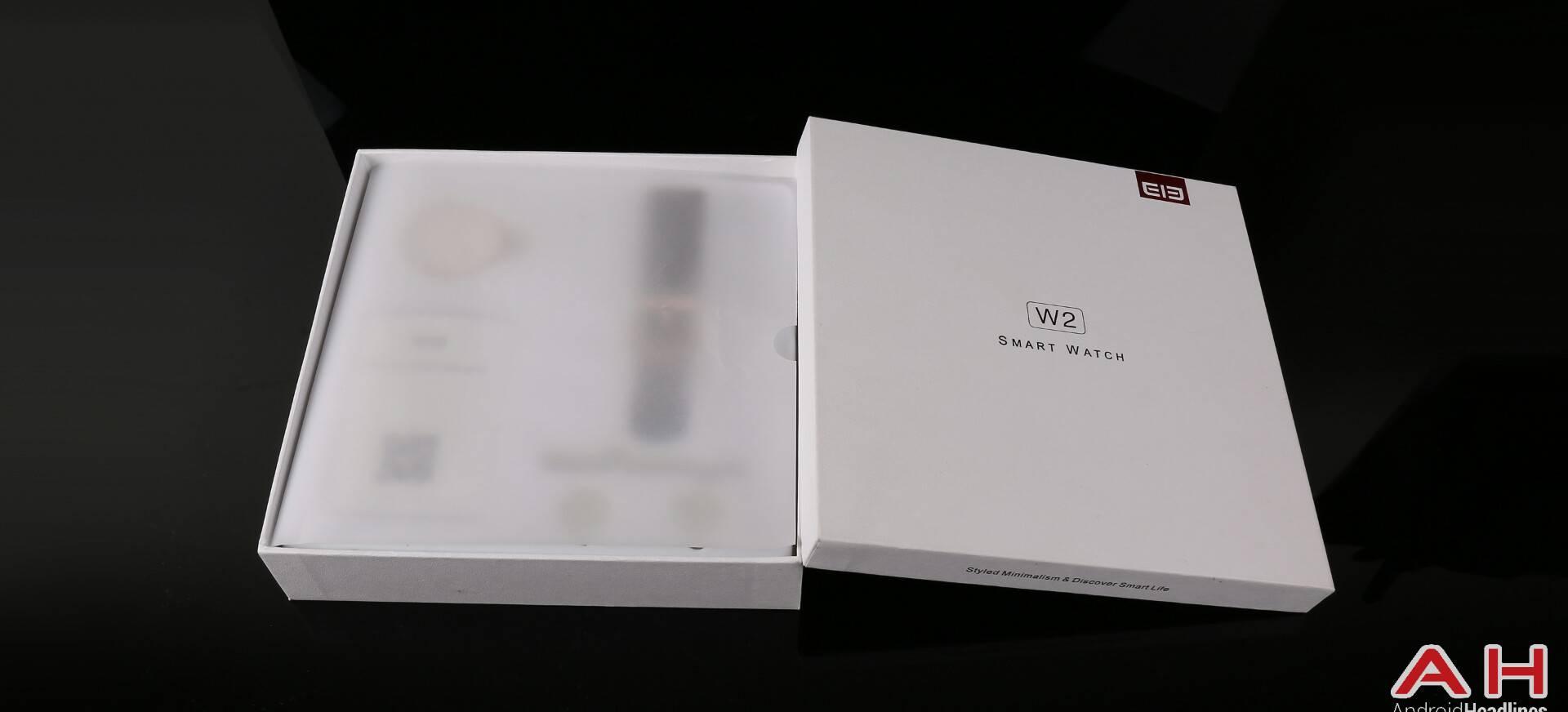 Elephone W2 smartwatch 2