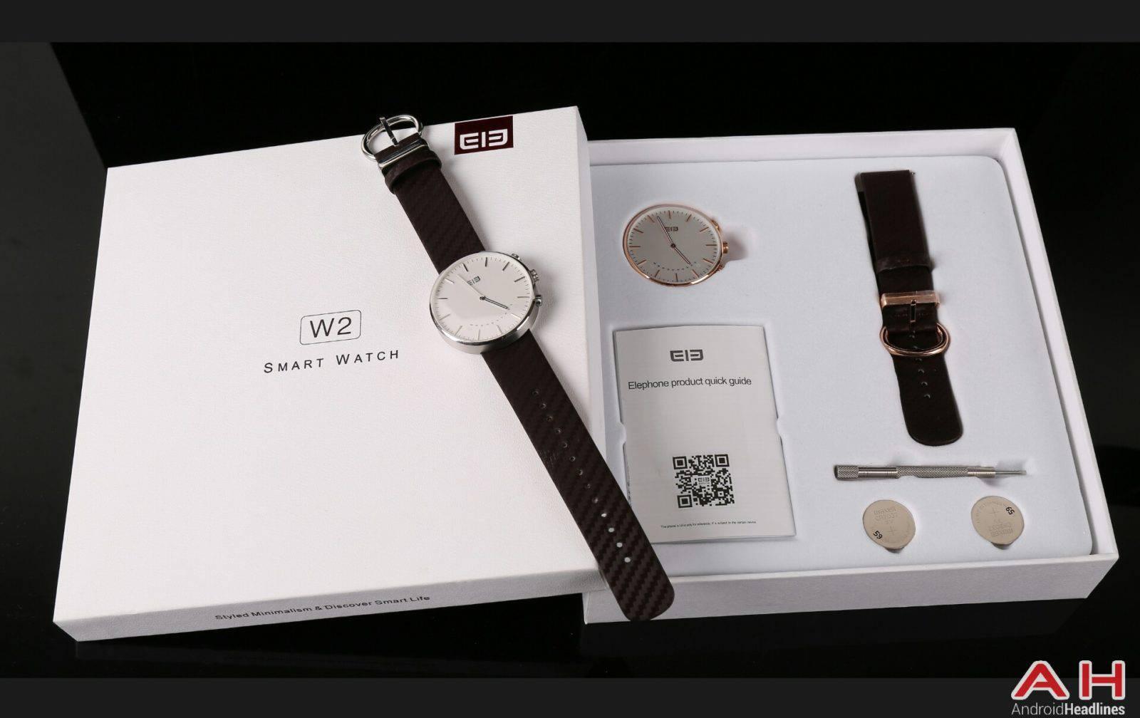 Elephone W2 smartwatch_4