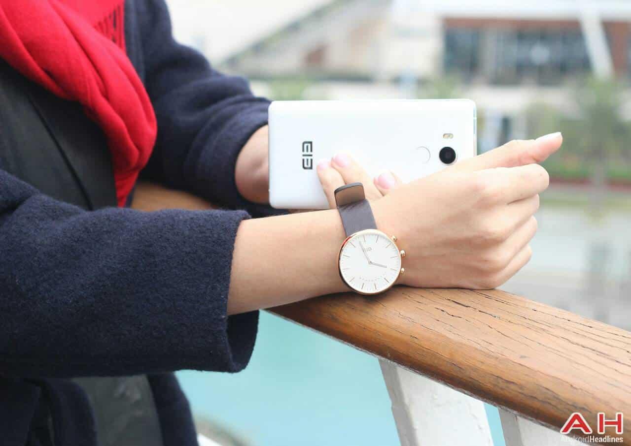 Elephone W2 smartwatch 5