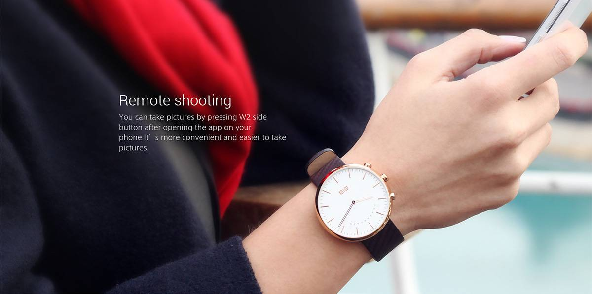 Elephone w2 smartwatch GB 05