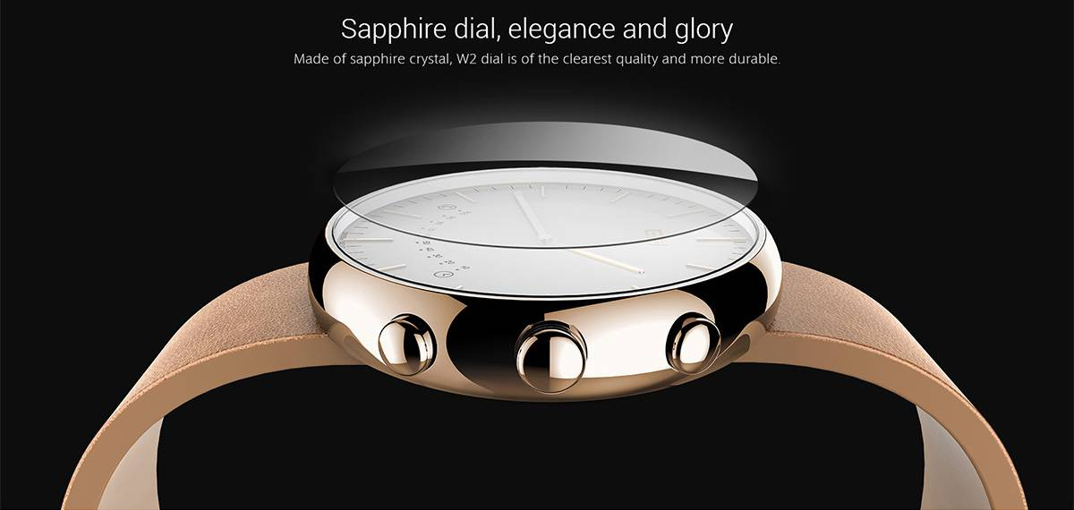Elephone w2 smartwatch GB 07