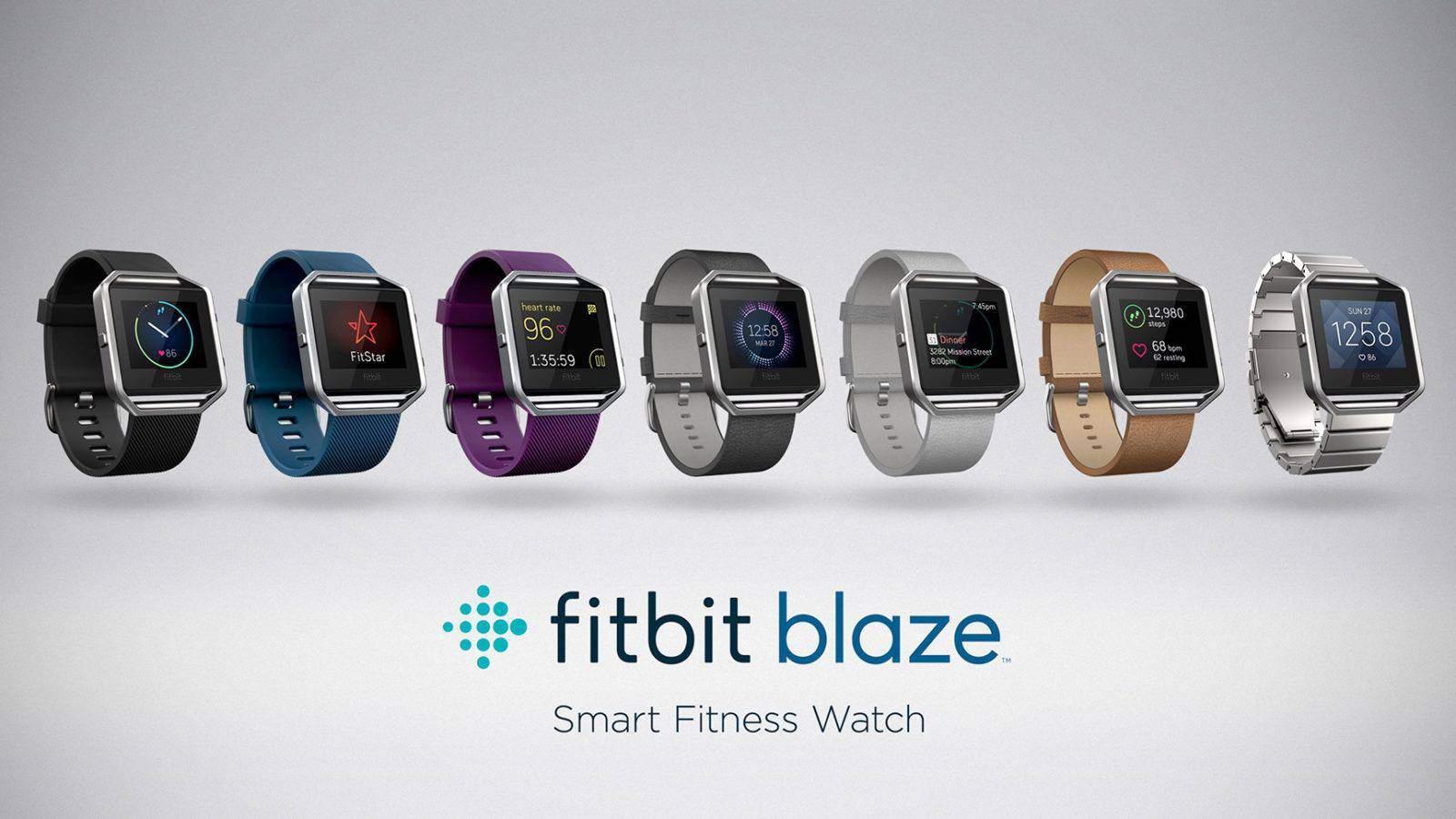 Fitbit Blaze Lineup Official Image KK