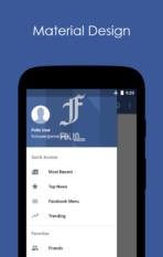 Folio Facebook App 3