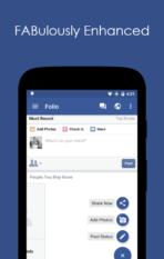 Folio Facebook App 4