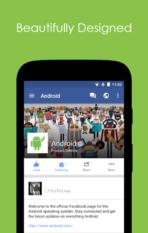 Folio Facebook App 6
