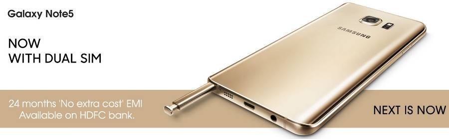 Galaxy Note 5 dual SIM_1