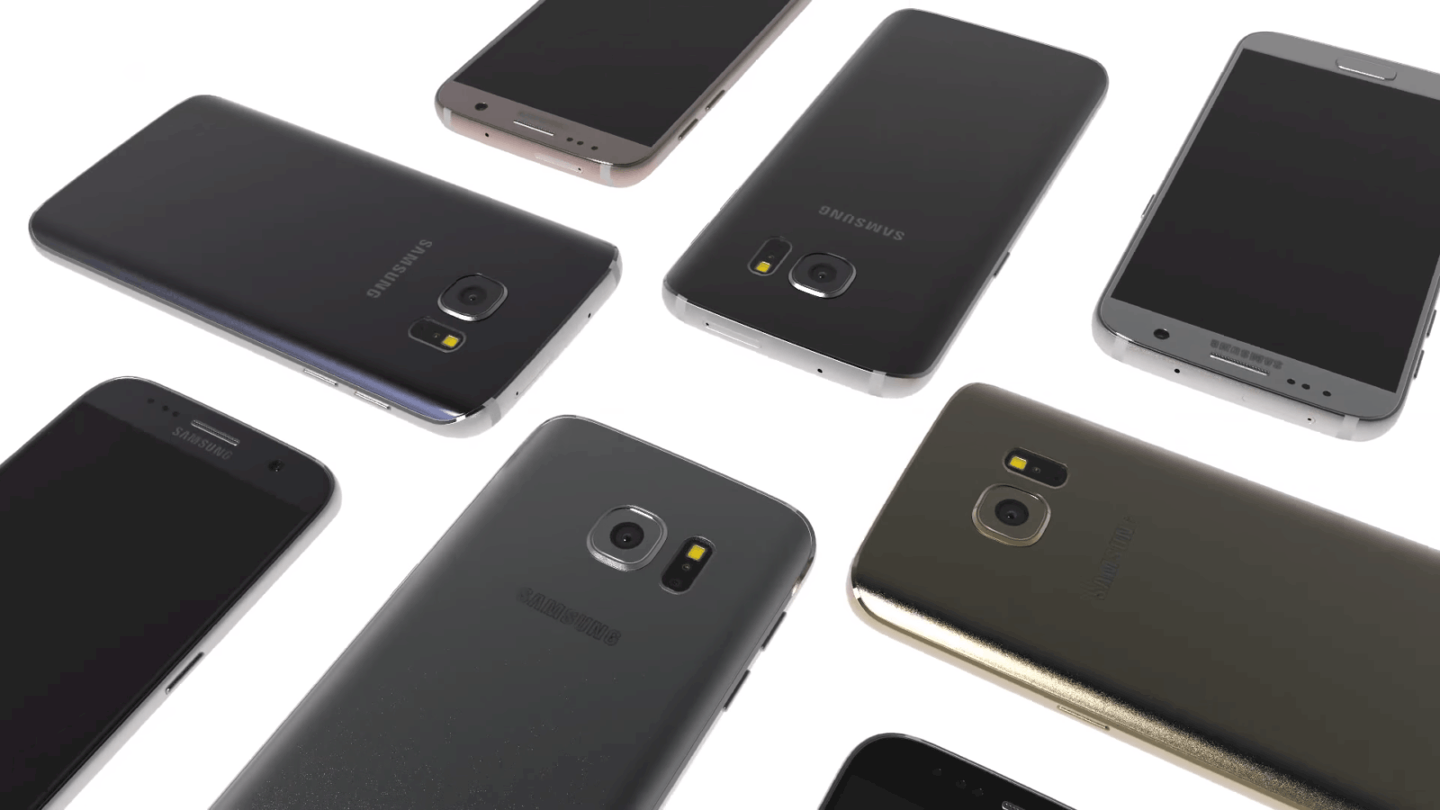 Galaxy S7 Video Based On Leaks