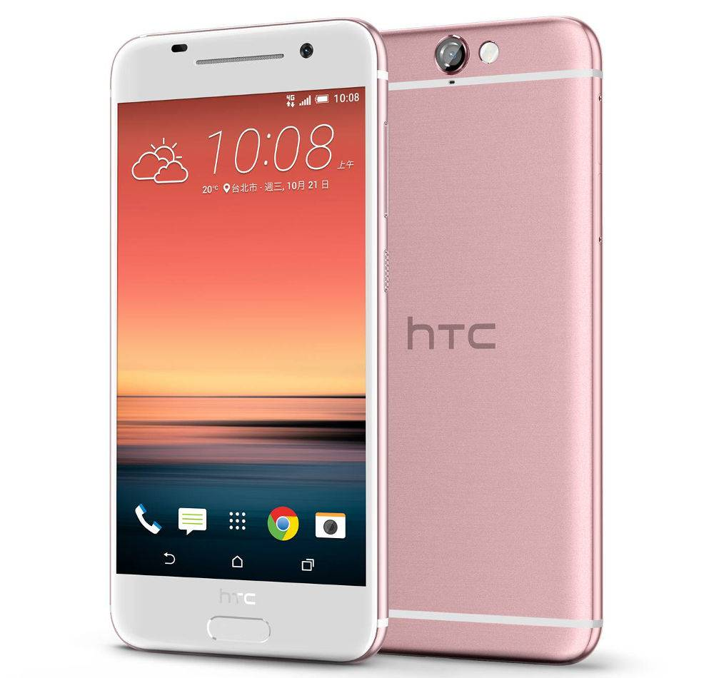 HTC One A9 Pink_1