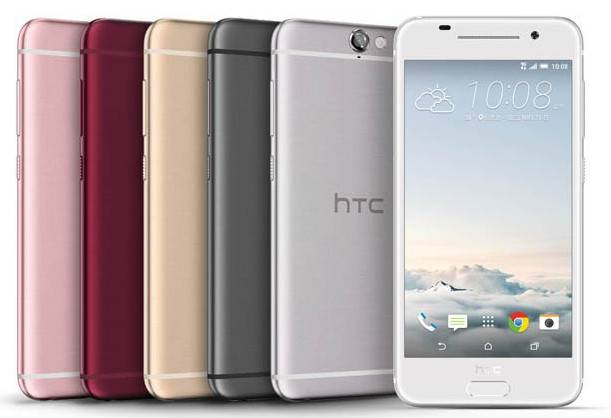 HTC One A9 all color variants_1